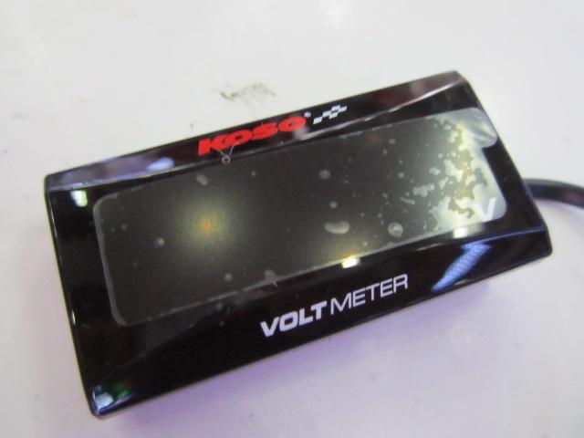 Đồng hồ KOSO Volt chính hãng STD-352 Koso