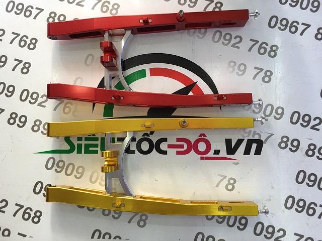 Gấp nhôm 2 màu Ex150 STD-159 CNCracing