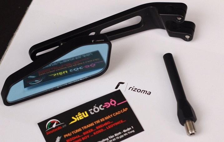 kiếng( kính,gương)rizoma 851 chính hãng STD-306 rizoma
