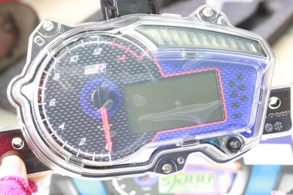 Đồng hồ uma racing exciter 150 STD-645 UMAracing