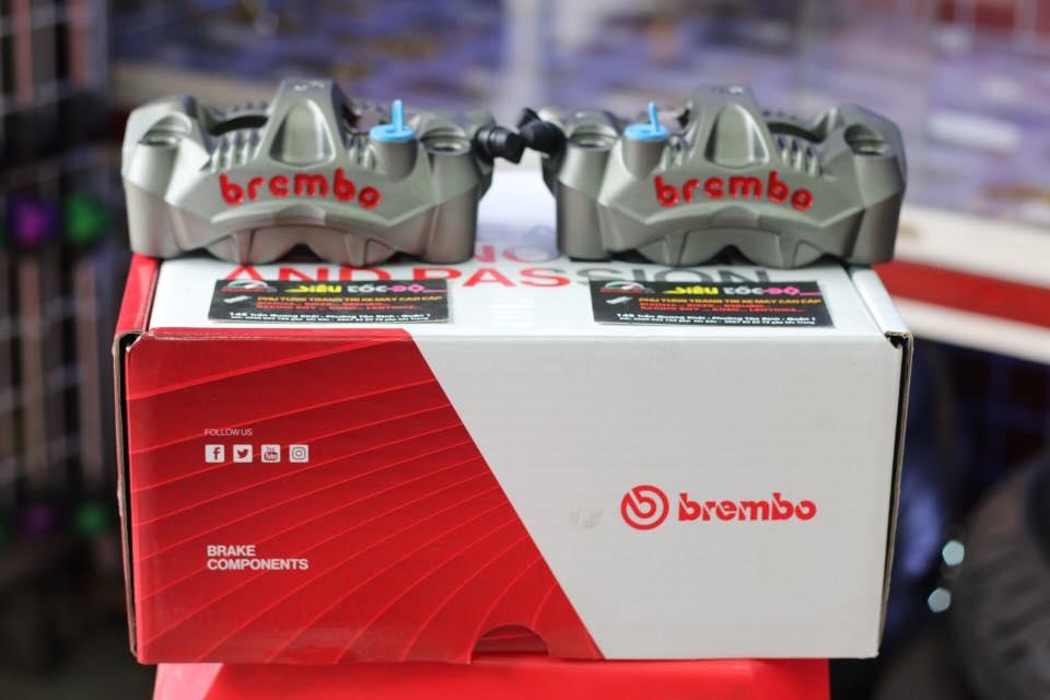 Heo brembo GP4RS chính hãng STD-866 brembo
