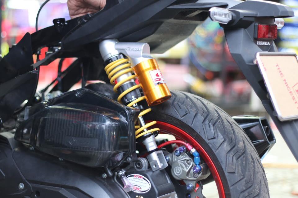 Phuộc RCB EB-2 Series Honda Vario/Click STD-896 Racingboy