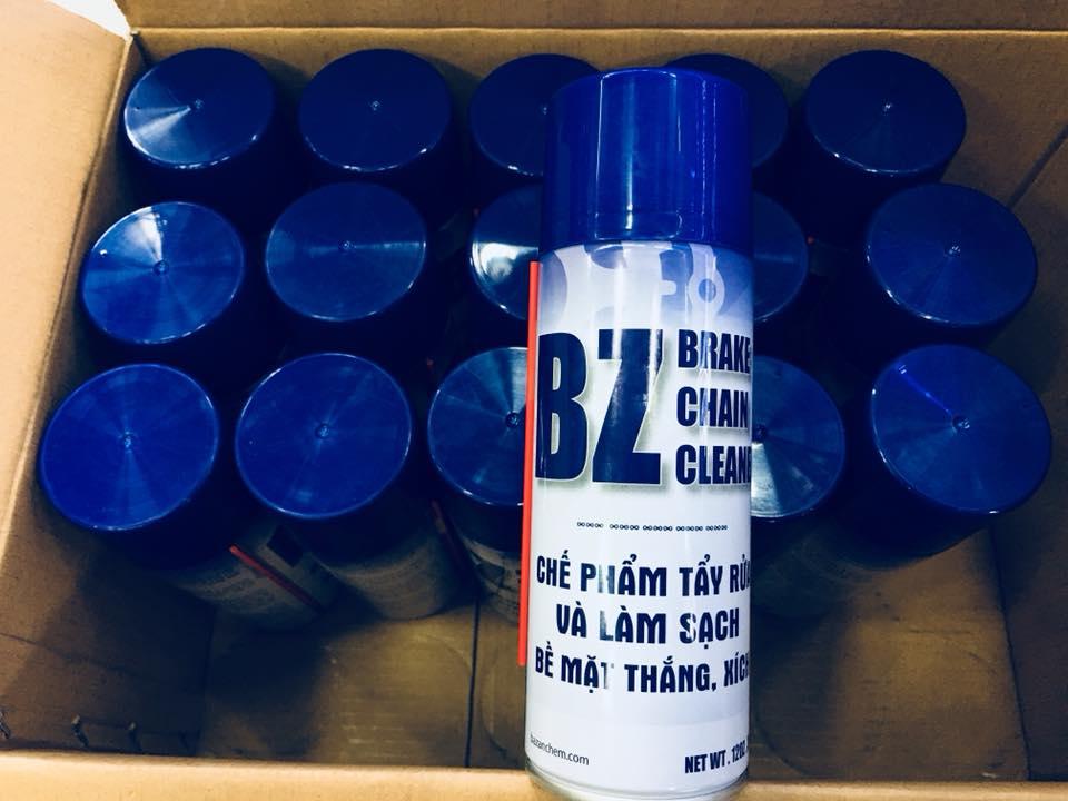 Chai rửa sên BZ chain lube STD-908 STD