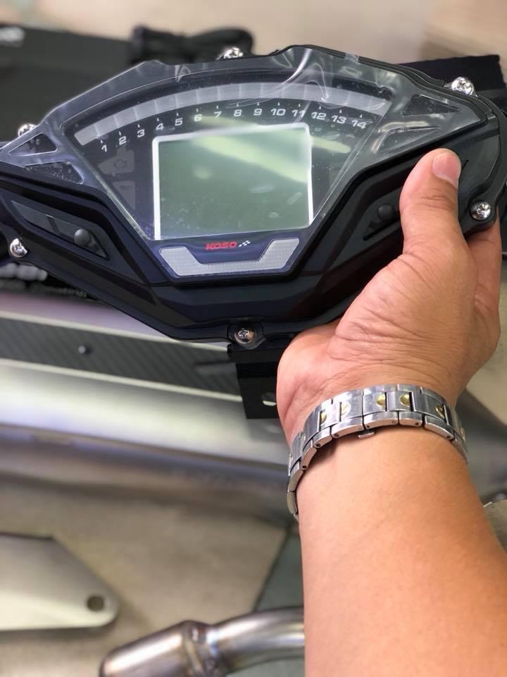 Đồng hồ Koso Vario chính hãng STD-941 Koso