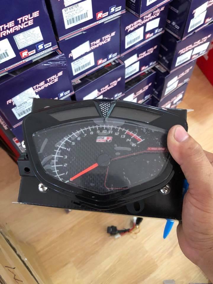 Đồng hồ uma racing chính hãng gắn Exciter 2010/Sirius STD-938 UMAracing
