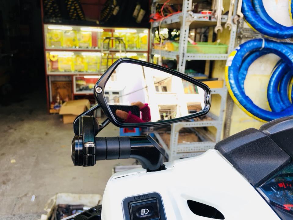 kiếng( kính,gương)gù CRG CNC xoay các kiểu STD-920 crg