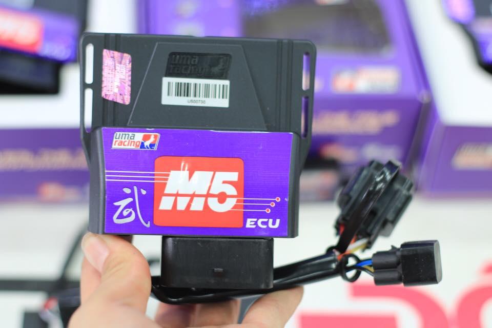 Ecu M5 Uma racing chính hãng gắn Sonic/Winner STD-977 UMAracing
