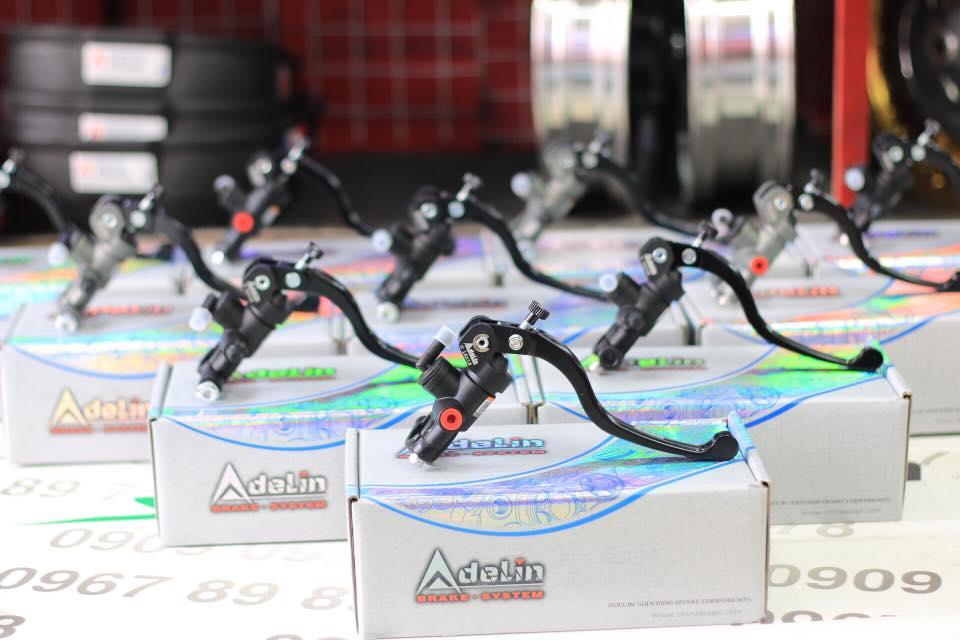 Tay dầu và tay côn dầu Adelin chính hãng STD-986 Adelin