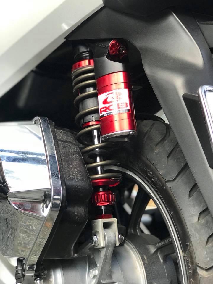 Phuộc RCB DB5 series Pcx2018/Shvn STD-1009 Racingboy