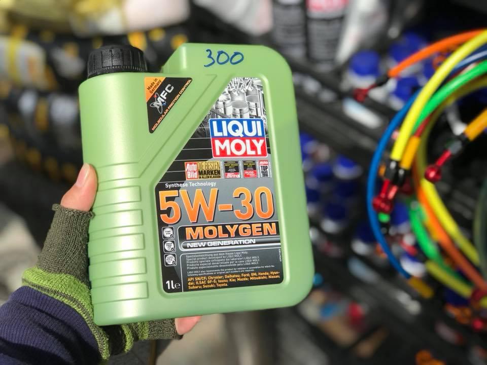 Liqui Moly Molygen 5W30 STD-1039 LIQUI