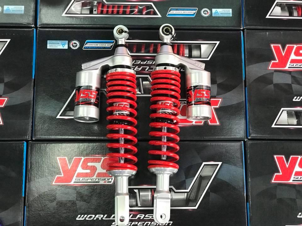 Phuộc YSS SH2013-125/150/300, Forda300 STD-1048 yss