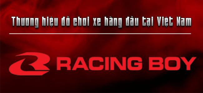 Đồ chơi xe máy Racing Boy
