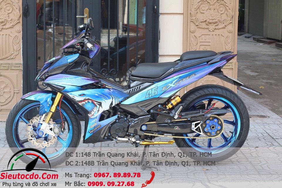 Yamaha Exciter 150 độ phong cách